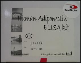Adiponectin ELISA Kits